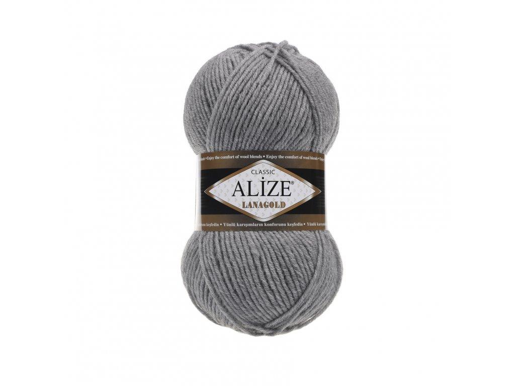 LANAGOLD 21 Grey Melange