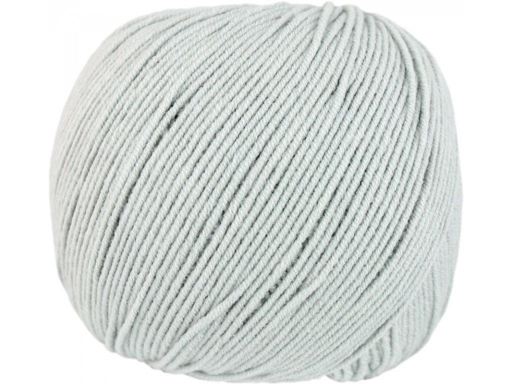 Jeans - Vlna Hep 8231 šedá