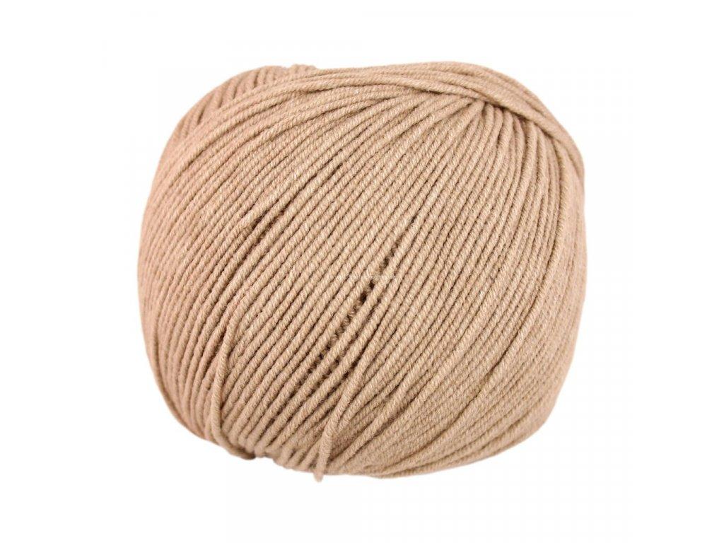 Jeans - Vlna Hep 8042 růžová