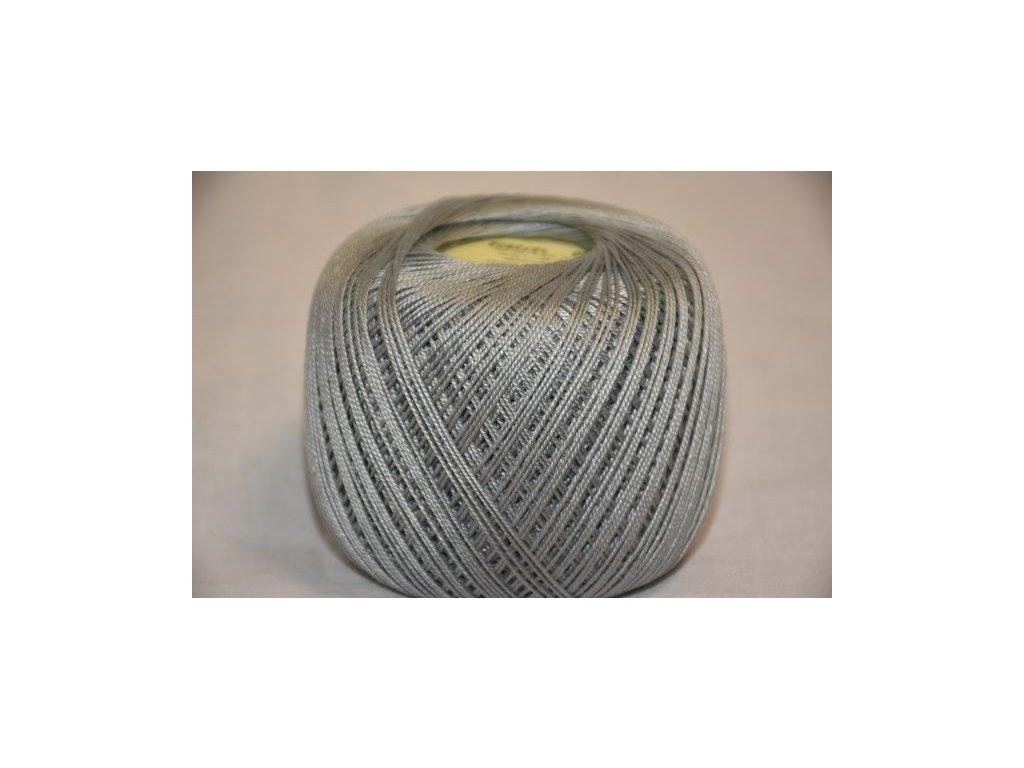 Příze Yarn Art Lily 5326 tm.šedá