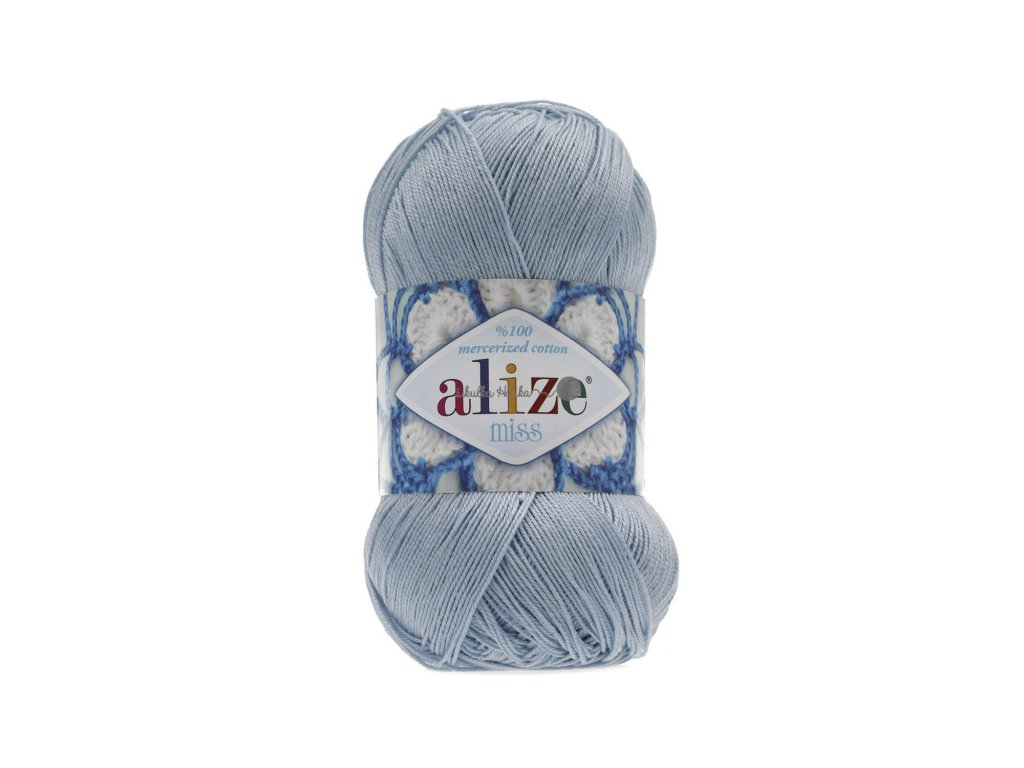 Alize Miss 480 sv.modrá