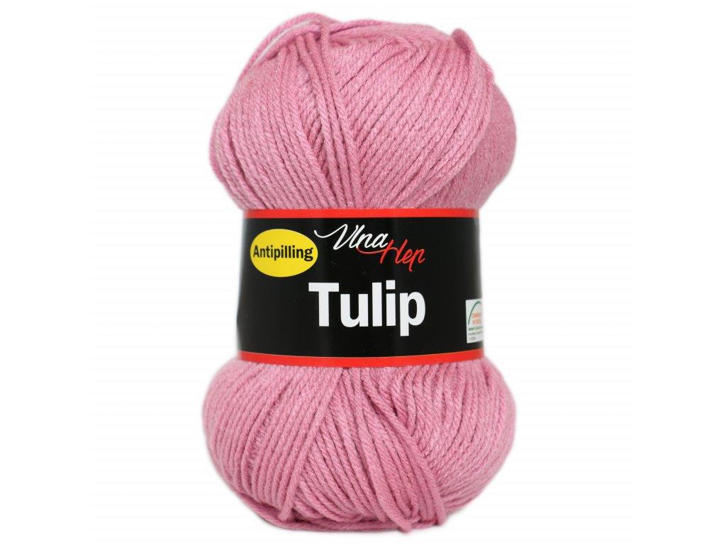 Příze Tulip 4404 starorůžová