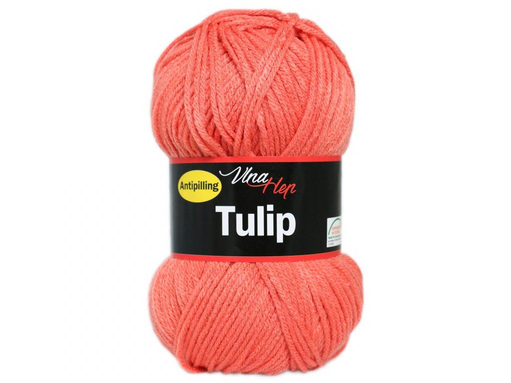 Příze Tulip 4405 korálová
