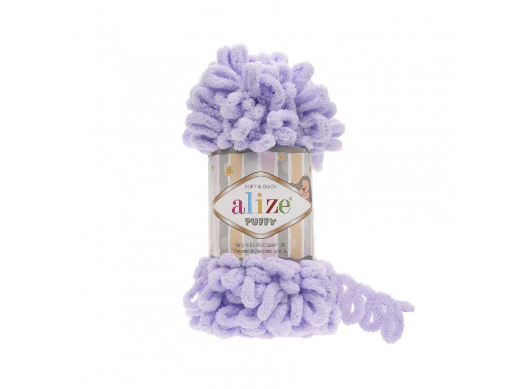 Puffy 146 sv.fialová