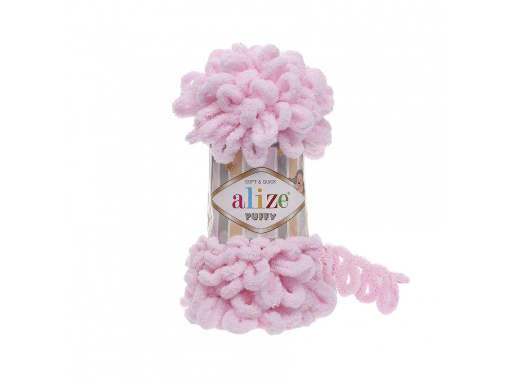 Puffy 31 sv.růžová