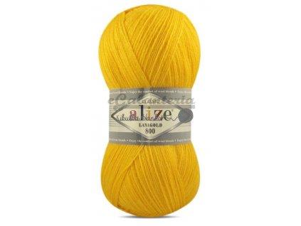 Lanagold 800  216 žlutá