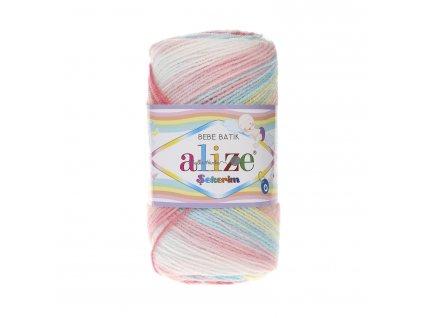 Sekerim bebe batik 3045 barevná