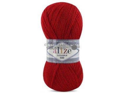 Lanagold 800  56 červená