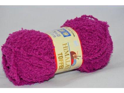 Příze Toffee 522 fialová