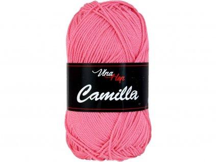 Příze Camilla 8033 růžová