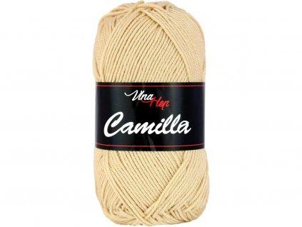 Příze Camilla 8208 béžová
