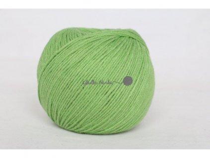 Jeans - Vlna Hep 8161 zelená