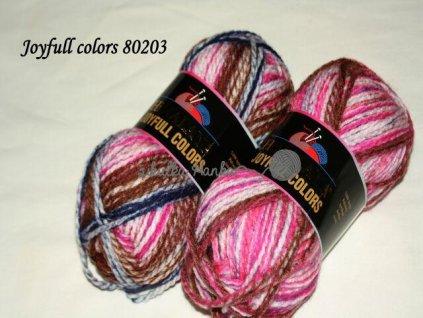 Joyfull colors 80203