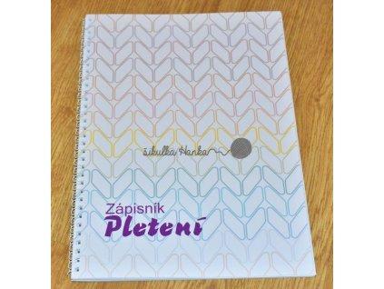 Zápisník na pletení