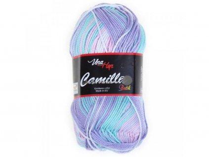 Příze Camilla batik 9616