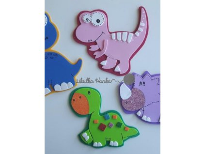 MSGOMA - Dinosauři