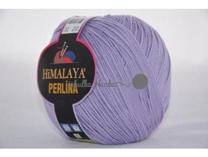 Příze Perlina 145 sv.fialová