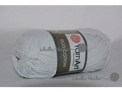 Eco cotton 760 bílá