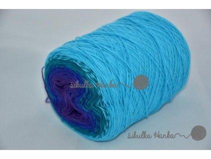 Candy 804 modrá
