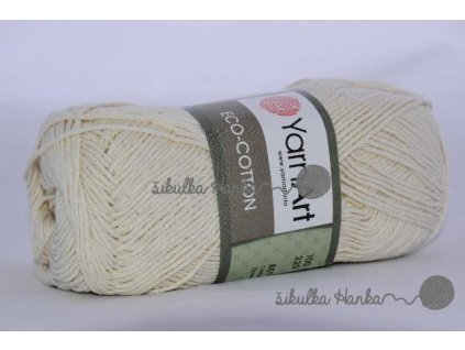 Eco cotton 762 smetanová