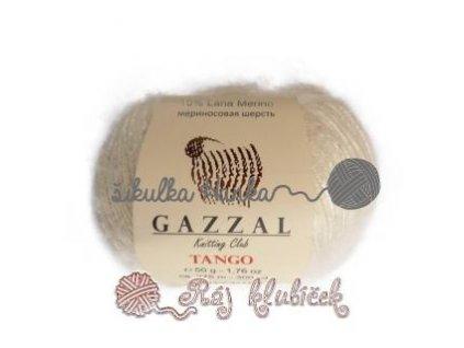Příze Tango 1485 bílá