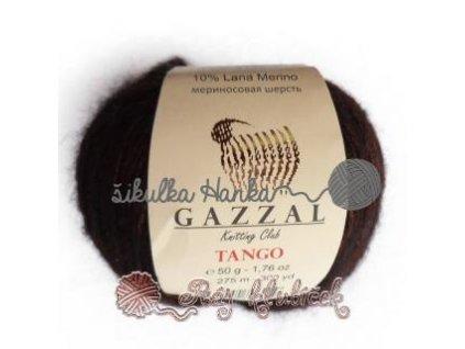 Příze Tango 1479 čokoládová