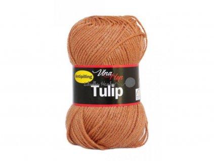 Příze Tulip 4210 hnědá
