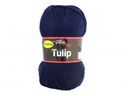 Příze Tulip 4121 tm.modrá