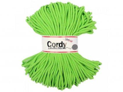 Cordy šňůry - limeta