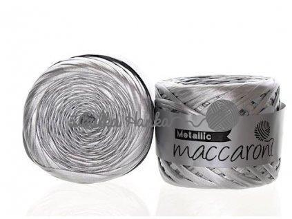 Metallic - 02 stříbrná
