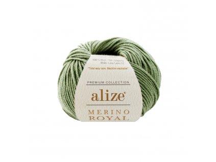 MERINO ROYAL 192 Green Almond