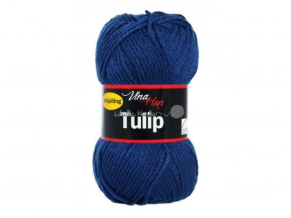 Příze Tulip 4108 tm.modrá
