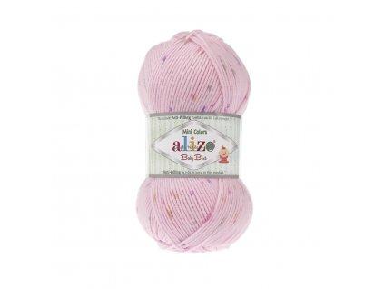 Baby best minicolors 6947 růžová