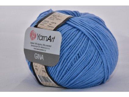 Gina 15 světle modrá