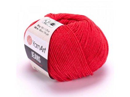 Gina 26 červená melange