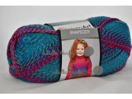 Everest fine/Rhapsody 331 tyrkysovo-barevná