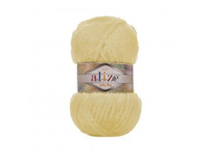 Softy plus 160 světlounká medová