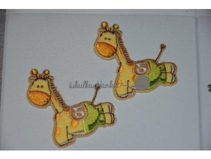 Nažehlovačka žirafa  (72003/1)