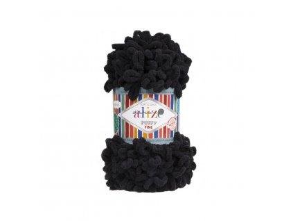 Puffy FINE 60 černá