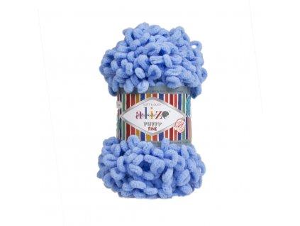Puffy FINE 112 modrá