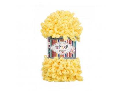 Puffy FINE 113 žlutá