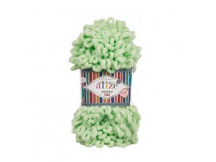 Puffy FINE 516 zelená