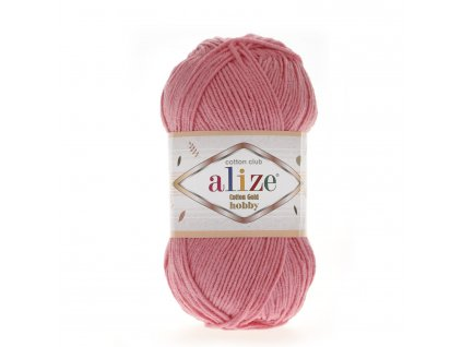 COTTON GOLD HOBBY 33 Candy Pink