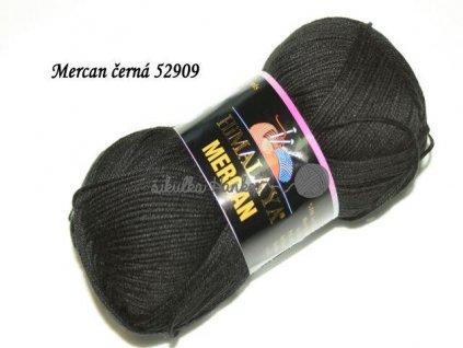 Mercan černá 52909