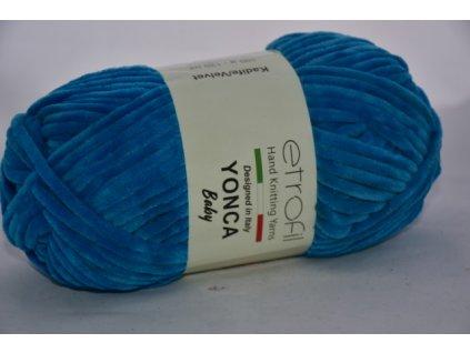 Yonca baby modrá 70521