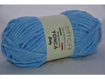 Yonca baby korálově modrá 70518