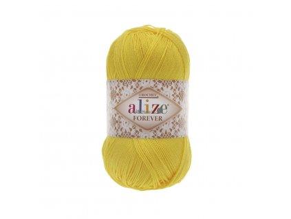 Alize Forever 110 žlutá