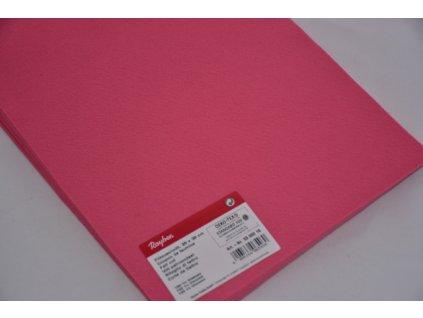 Filc tmavší růžová 5300016