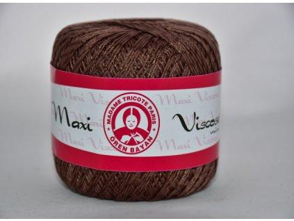Maxi Viscose mini 4655 hnědá
