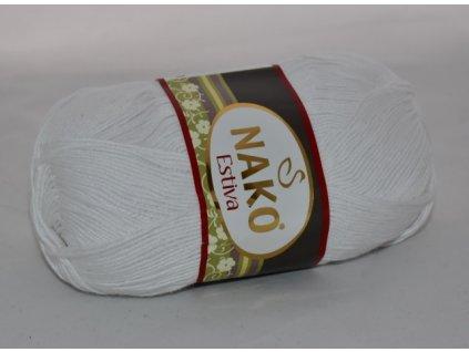 Nako Estiva 208 bílá